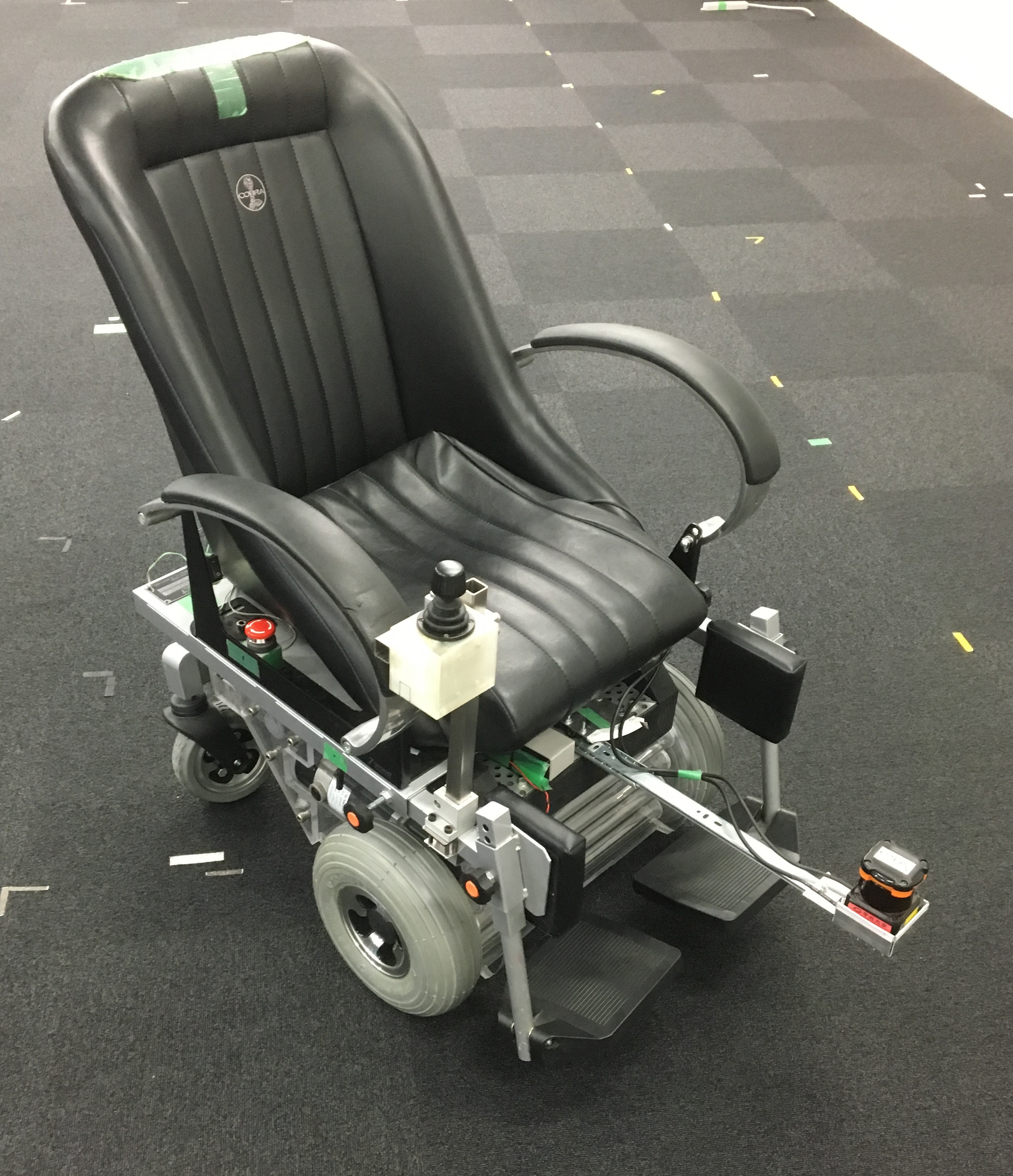 right,around, Personal Mobility Tool as a smart electric wheelchair